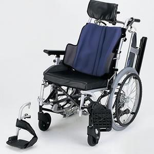 送料無料 日進医療器 nissin wheelchair 介護用品 車いす 自走型 介助型 ティルト...