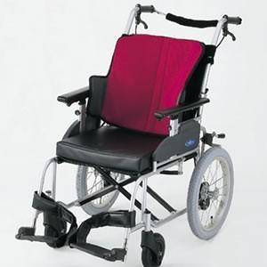 送料無料 日進医療器 nissin wheelchair 介護用品 車いす 介助型 介助型車いす 座...