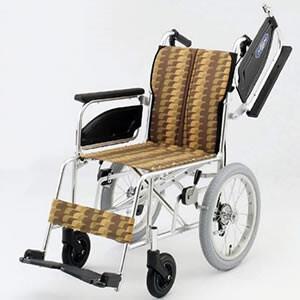 送料無料 日進医療器 nissin wheelchair 介護用品 車いす 介助型 介助型車いす N...