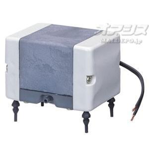 安永エアポンプ エアーポンプ 電磁式・ビルトインタイプ MP-8DU【受注生産品】|oasisu