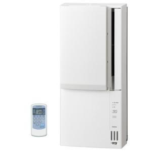 CORONA(コロナ) 冷暖房兼用 ウインドエアコン(窓用エアコン) CWH-A1815(WS) シェルホワイト oasisu