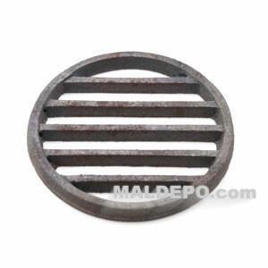 鋳物製 七輪コンロのサナ(丸) 直径約10.5cm|oasisu