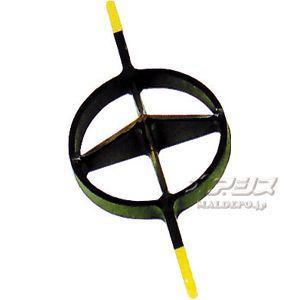 スチール製手動竹割器 4ツ割 和コーポレーション