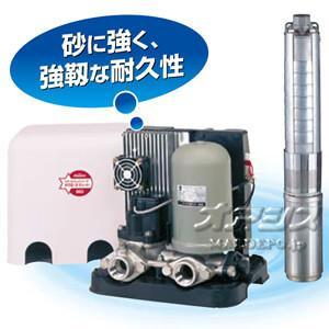 家庭用深井戸水中ポンプ カワエースディーパー UF2-450T 川本ポンプ 三相200V|oasisu