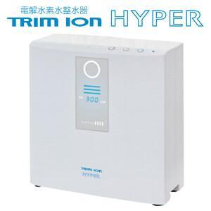 日本トリム 家庭用連続生成型電解水素水整水器 TRIM ION HYPER(トリムイオンハイパー) 取付工事費込|oasisu