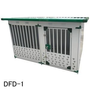 メタルテック ガルバ鋼板製 犬小屋(ドッグハウス) DFD-1 床無 0.5坪|oasisu