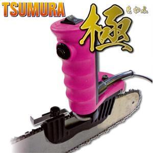 チェンソー用目立機 極(きわみ) TK-301-1 TSUMURA(ツムラ/津村鋼業) φ4.0mm|oasisu