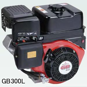 4ストローク OHVガソリンエンジン GB300LN-100 三菱重工メイキエンジン(MITSUBISHI/ミツビシメイキ) 296cc 1/2カム軸減速式 セル無し|oasisu