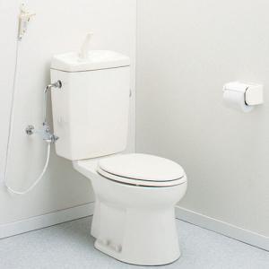アサヒ衛陶 簡易水洗トイレ 洗浄ガン・手洗付 AF450TR9LI アイボリー|oasisu