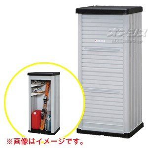物置 収納庫 小型物置ホームロッカー HL-1300V|oasisu