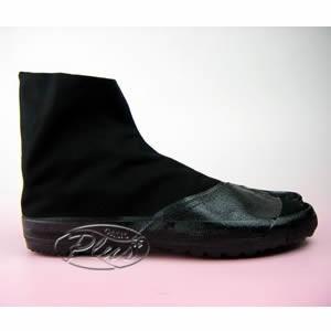 MoonStar 足袋靴 改良地下4枚A 黒 23.0cm|oasisu