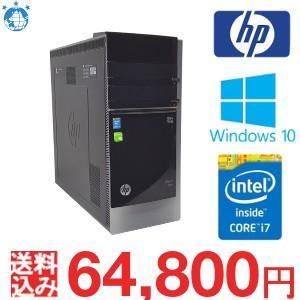中古 hp ENVY 700-570JP 第4世代 Core i7-4790 メモリ16G SSD160GB+HDD1TB DVDマルチ TVチューナー GeForceGTX980 Windows10 Pro デスクトップ oastation2014