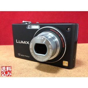 中古 Panasonic デジタルカメラ LUMIX DMC-FX40 エクストラブラック|oastation2014