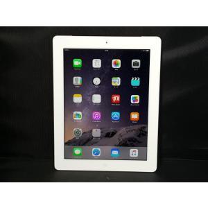 中古 Apple iPad4 Retina Wi-Fi Cellular 64GB MD527J/A 第4世代 au