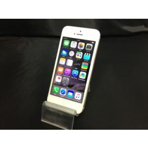 中古 ソフトバンク iPhone5 A1429 32GB MD300J/A ホワイト|oastation2014