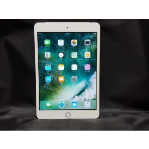 中古 Apple iPad mini 3 WiFi+Cellular MGJ12J/A 64GB A1600 シルバー Softbank おまけ付き|oastation2014