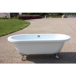 猫足バスタブ 浴槽 バスタブ 浴槽 置き型 幅1790 猫足バスタブ|obara-jyusetu