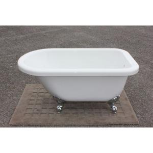 猫足バスタブ 浴槽 バスタブ 浴槽 置き型 幅1350 猫足バスタブ KOA223-1350G