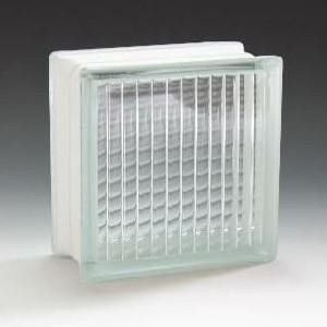 ガラスブロック サイズ 190×190×95 パラレル|obara-jyusetu