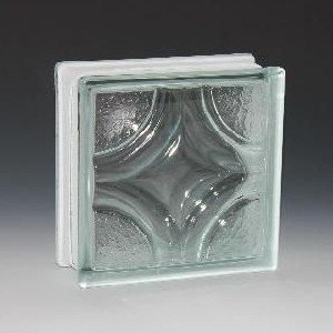 ガラスブロック サイズ 190×190×95 クリスタンティック|obara-jyusetu
