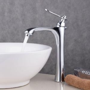 洗面水栓 混合水栓 シングルレバー 水栓金具 蛇口 水栓 洗面台用|obara-jyusetu