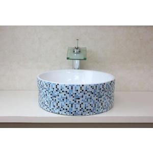 陶器洗面ボール 洗面ボール 手洗い鉢 手洗器 おしゃれ 洗面器|obara-jyusetu