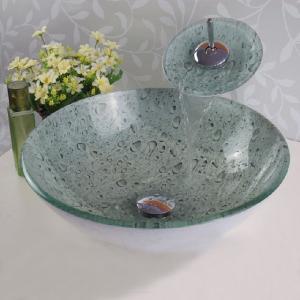 ガラス洗面ボール  洗面ボウル 手洗い鉢 手洗い器 おしゃれ|obara-jyusetu