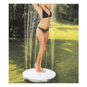 屋外用シャワー水栓 簡易シャワー ポータブルシャワー アウトドア|obara-jyusetu
