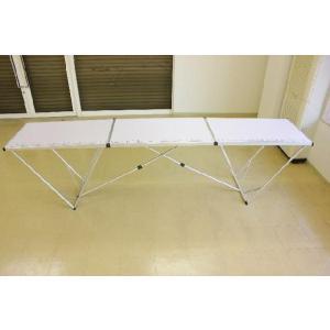 作業台 折りたたみ テーブル ワークテーブル 万能作業台 折りたたみ作業台 幅2970×600|obara-jyusetu