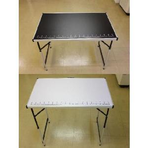 作業台 折りたたみ テーブル ワークテーブル 万能作業台 折りたたみ作業台 幅1000×600|obara-jyusetu