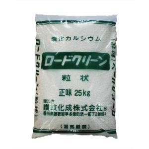 塩化カルシウム 25kg|obari