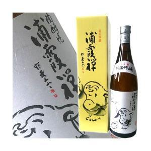 浦霞 禅 純米吟醸酒720ml|obasaketen