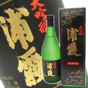 浦霞 大吟醸 (黒箱) 720ml obasaketen