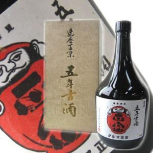 達磨正宗 5年古酒720ml (岐阜県産日本酒)|obasaketen