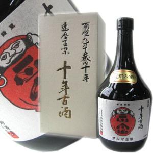 達磨正宗 10年古酒 720ml (岐阜県産日本酒)|obasaketen