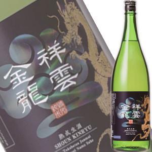 一ノ蔵 金龍 特別純米熟成生酒 1800ml|obasaketen
