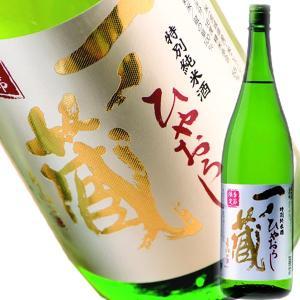 一ノ蔵  ひやおろし 特別純米酒 1800ml|obasaketen