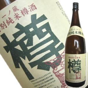 一ノ蔵 特別純米樽酒 1800ml