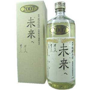 熟成用清酒「達磨正宗 未来へ2007年(平成19年)」660ml(日本酒 岐阜県産地酒)|obasaketen