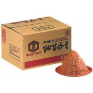本場「仙台味噌」10kg|obasaketen