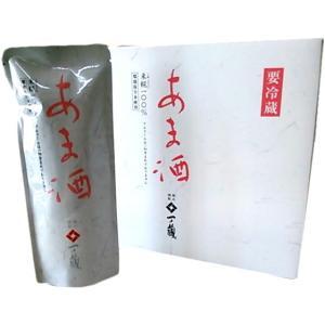 一ノ蔵 あま酒130g 6袋入り|obasaketen