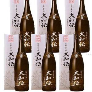 一ノ蔵 大和伝 特別純米酒(箱入り)1800ml×6本 送料無料|obasaketen