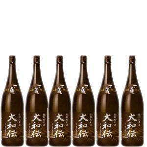 一ノ蔵 大和伝 特別純米酒1800ml×6本 送料無料|obasaketen