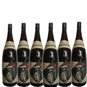 (送料無料)一ノ蔵 山廃特別純米酒 円融 1800ml 6本入り (日本酒 宮城県産地酒)|obasaketen
