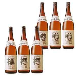 一ノ蔵 特別純米 樽酒 1800ml 6本 送料無料 (日本酒 宮城県産地酒)|obasaketen