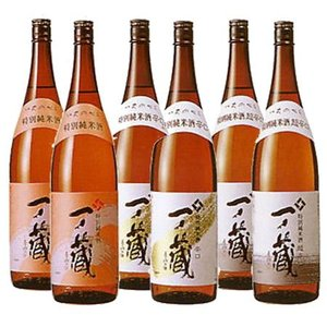 送料無料 一ノ蔵特別純米酒(甘口、辛口、超辛口)飲み比べ 1800ml 2本×3 |obasaketen