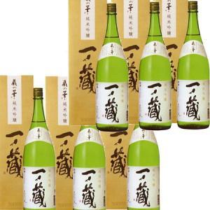 一ノ蔵 純米吟醸 蔵の華 箱入り 1800ml×6本 (6個まとめて) 送料無料|obasaketen