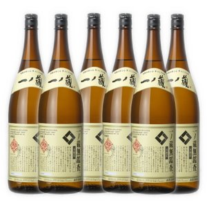 (送料無料)一ノ蔵 無鑑査本醸造辛口1800ml 6本入り|obasaketen