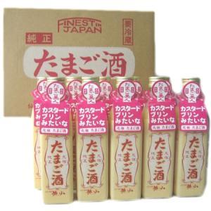 勝山 たまご酒 300ml 10本入り|obasaketen