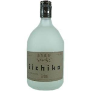 麦焼酎 いいちこシルエット25度720ml三和酒類(大分県産)|obasaketen